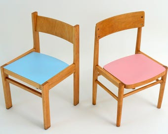 1960 Vintage Child Chair