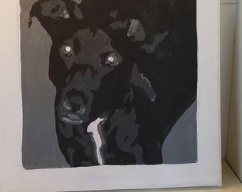 Custom Portrait of your pet