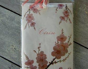 Cherry scented sachet