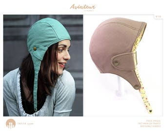 Hat with Aviator/05 (T.57)