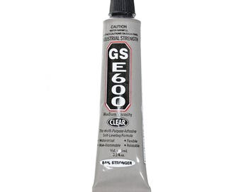Glue has 9ml for creating jewelry CABOCHONS C1 GSE600 jewelry