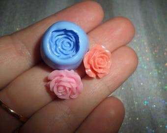 Small pink 1.5 cm for molding polymer clay mold