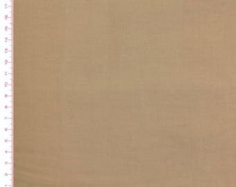 Beige fonce100% cotton fabric