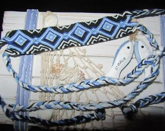 Misfits with its diamond pattern Friendship Bracelet