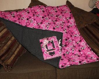 Baby Blanket and Photo Album
