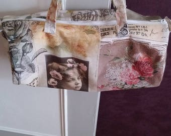 retro cloth bag