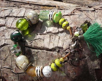 "Bracelet ""treasure of the Woods"""