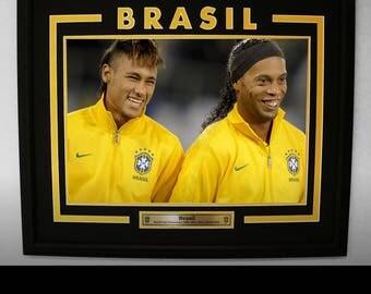 Neymar Ronaldinho frame