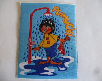 applique fantasy/humor character shower melt badge patch or sew 5050 T