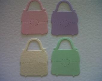 A pack of 100 handbags