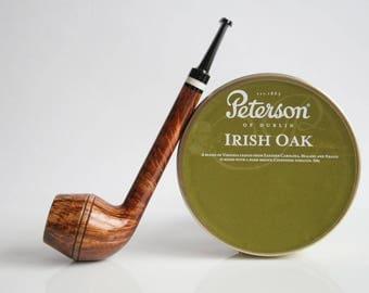 Tobacco smoking traditional briar pipe - Rhodesian