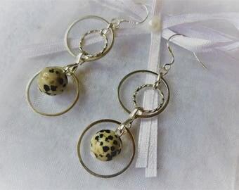 """Earrings """"Les Célestines"""""""