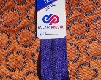 Zipper metal Z11, 20CM, neck 885