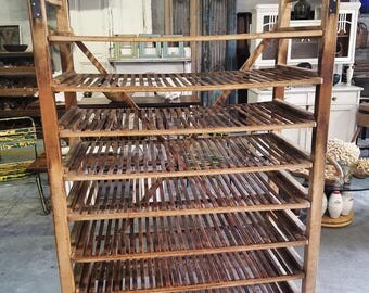 French Bakers Rack