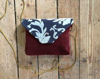Bag/pouch Baroque empire