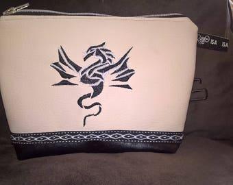 "Kit ""dragon"" embroidery machine"