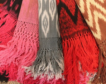 SHAWLS EXCLUSIVE 100% WOOL AND SILK-CLASSY AND CHARMING INSURED!
