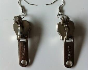 Zips ZIFEL by BAGART pierced earrings