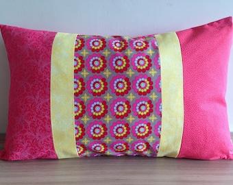 Bohemian style rectangular Cushion cover