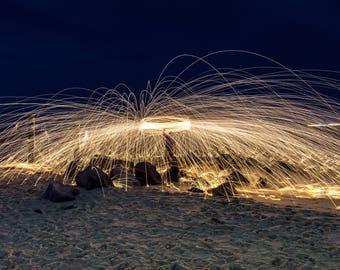 Chesapeake Beach Light Show