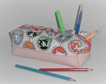 School Kit /trousse / pencil case / birthday gift