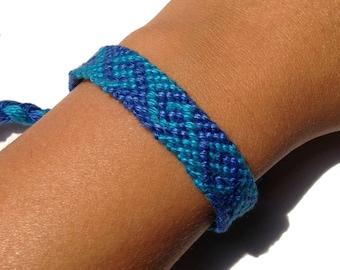 """Friendship Bracelet, model """"S"""", unisex"""