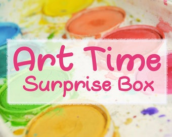 ABDL/DDLG Craft Surprise Box