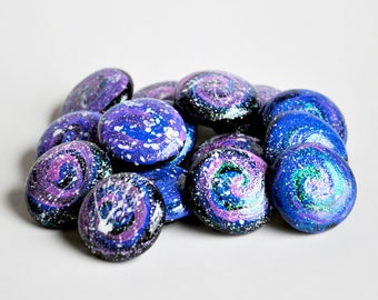 Galaxy Magnets, gifts for teen girls, Refrigerator Magnet, Memo Board Magnets, Fridge Magnets, Fridge Magnet Set, Decorative Magnets