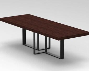 Metal Coffee Table Legs, Set Of Two Steel Table Legs, Iron Table Legs,