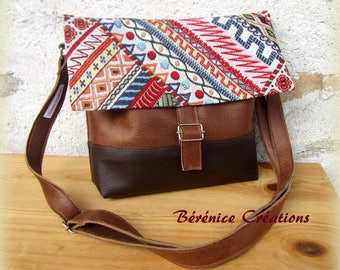Style shoulder bag retro Bohemian