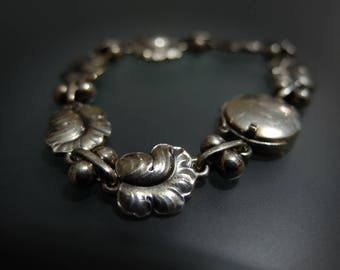 Georg Jensen, silver bracelet 96, 925s