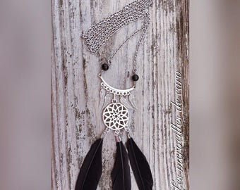 DreamCatcher necklace with discretion