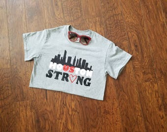 "New ""Houston Strong"" shirt"