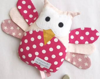 """Heating pad removable """"OWL"""""""