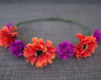 Chrysanthemum Daisy Crown