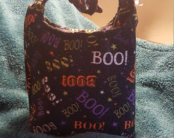 Halloween Lunch Tote