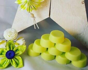 YLANG-YLANG - Fondant 100% natural soy wax base