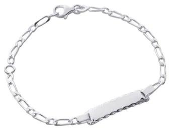 Mixed chain Silver 925/000 16 cm bracelet / 53185816