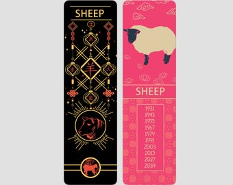 Sheep Chinese Zodiac Sign (Sheng Xiao)   Bookmark