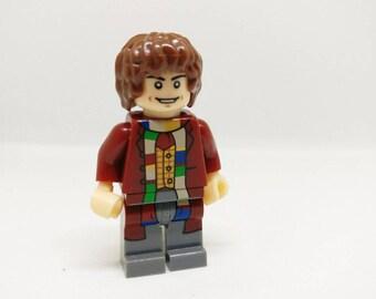 Tom Baker Custom Minifigure