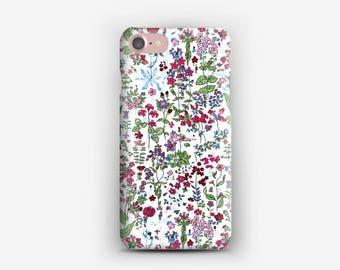 IPhone case 7, 7 + liberty Field Flowers C iPhone case
