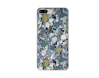 IPhone case 7, 7 + Liberty Picardy gray iPhone case