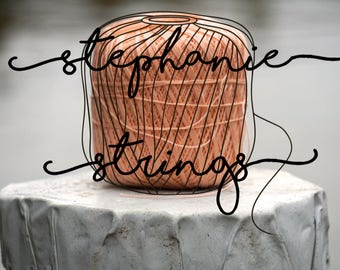 Custom String Art - 3'x1 1/2'