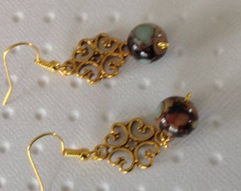"""Elégance"" earrings"