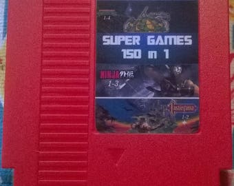 Nes 150 in 1 Game Cartridge