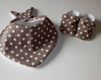 "birth box ""bandana bib and booties"""