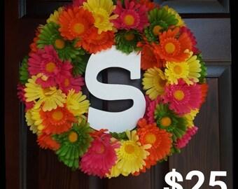 Summer/Spring Wreath