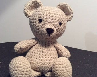 Arthur Teddy bear sitting