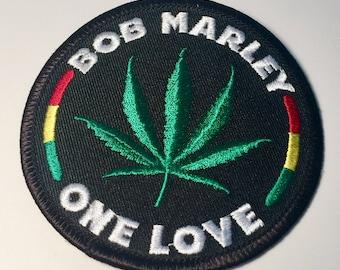 Bob Marley - One Love Flower Patch