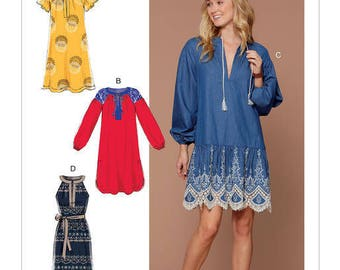New summer 2017 Mc Call's M7564 sewing pattern